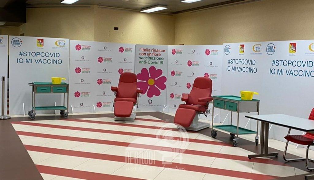 sicilia – covid: domani al civico di palermo la prima vaccinazione