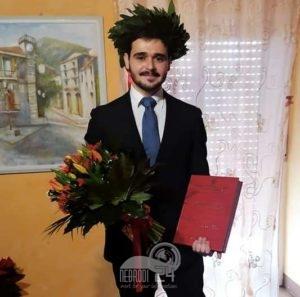 ucria – laurea in giurisprudenza, per ivano marzullo con 110 su 110 e la lode