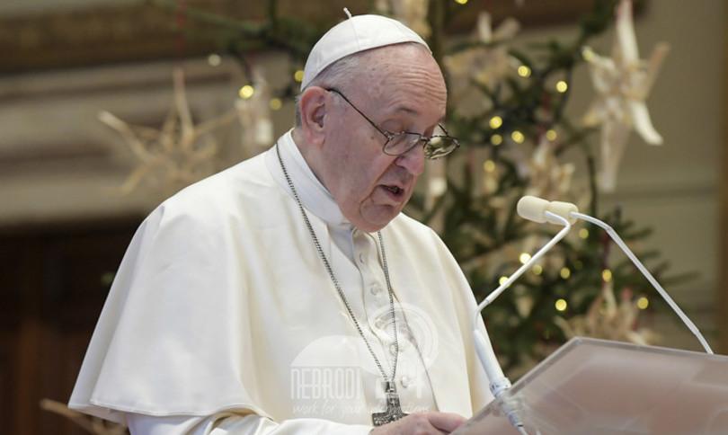 """sacra famiglia – papa francesco, in famiglia saper dire """"permesso"""", """"grazie"""" e """"scusa"""""""