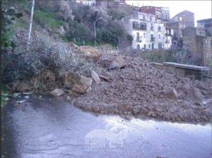 tripi – dissesto idrogeologico: in sicurezza la strada provinciale 115
