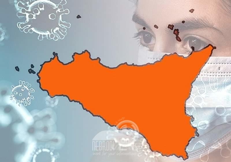 sicilia – da lunedi zona arancione, le nuove regole e restrizioni