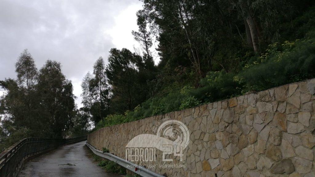 librizzi – dissesto idrogeologico: in sicurezza la circonvallazione
