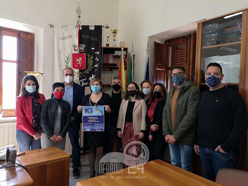 raccuja – la rete civica della salute incontra l'amministrazione comunale