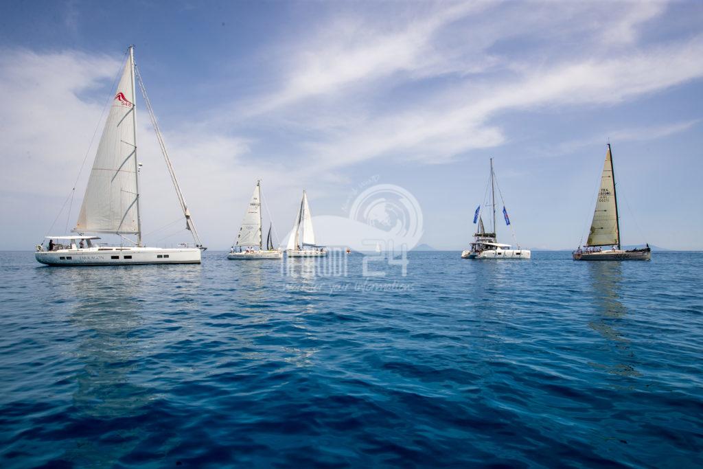 issata a capo d'orlando marina la bandiera blu degli approdi 2021