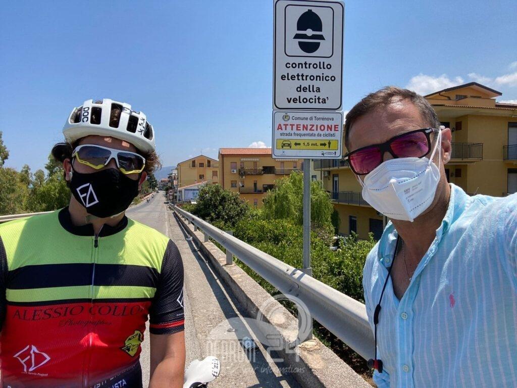 """torrenova – """"salva ciclisti"""": il comune aderisce alla campagna di sensibilizzazione"""