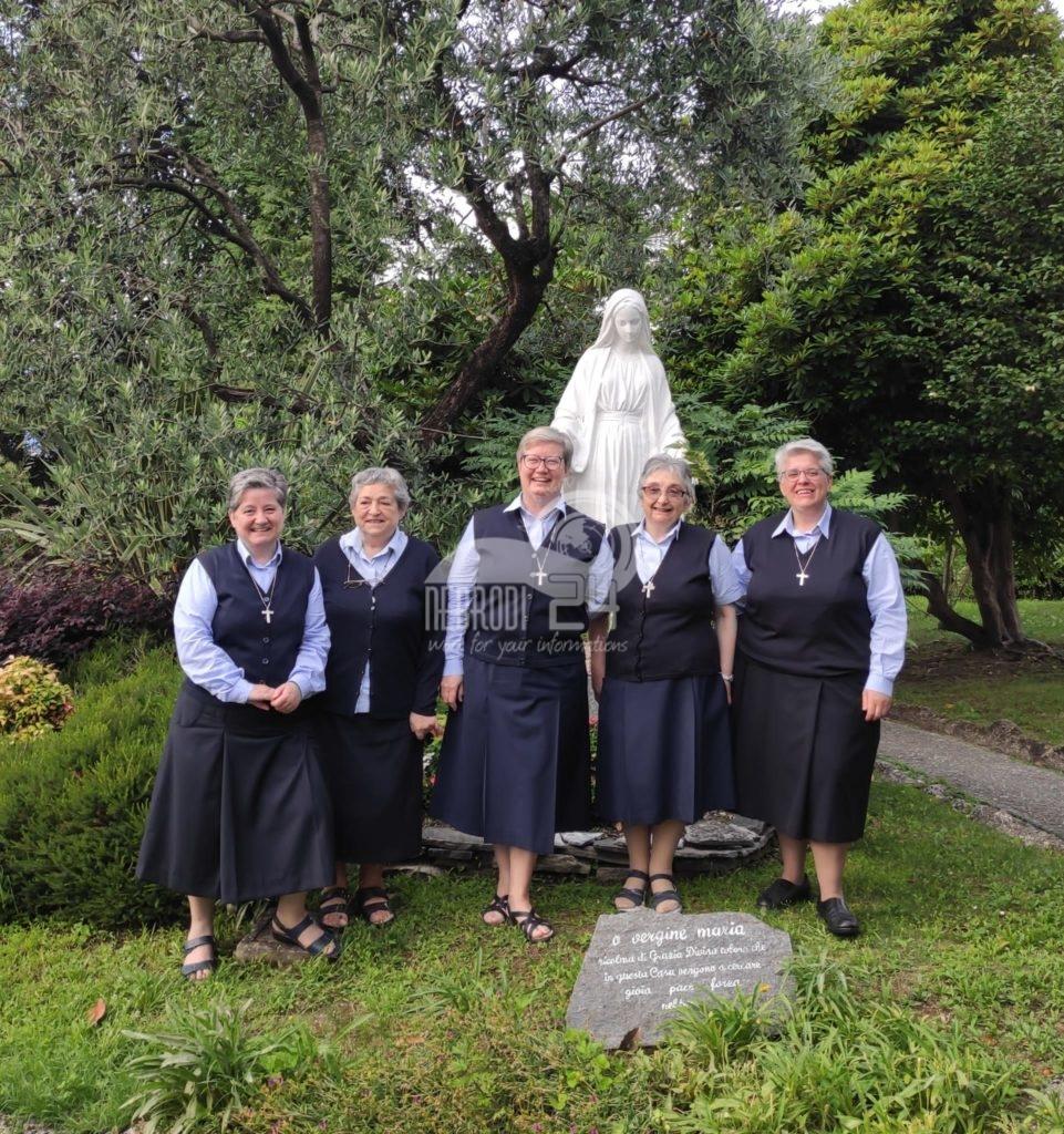 brolo – figlie dell'oratorio: suor katia vecchini farà parte del nuovo consiglio generale dell'ordine