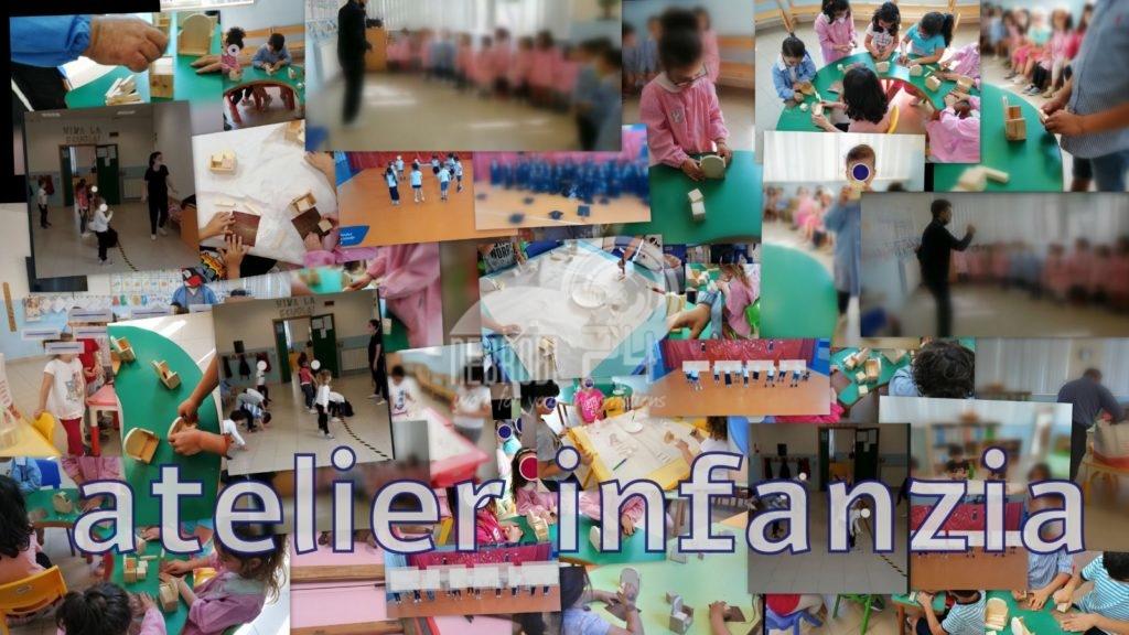brolo – progetti per crescere –  concluso l'atelier della scuola dell'infanzia regionale