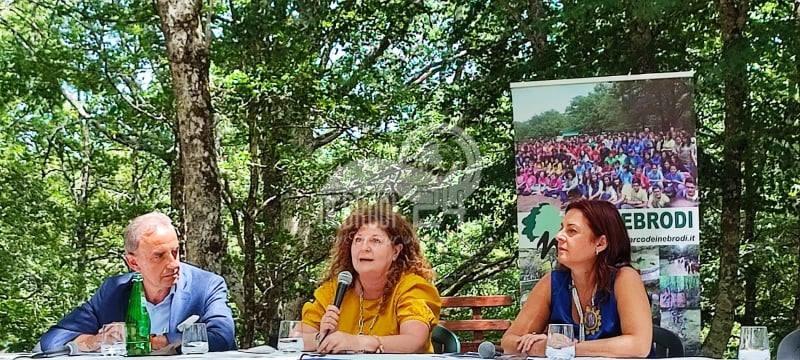 cesarò – parco dei nebrodi: celebrati 28 anni dall'istituzione