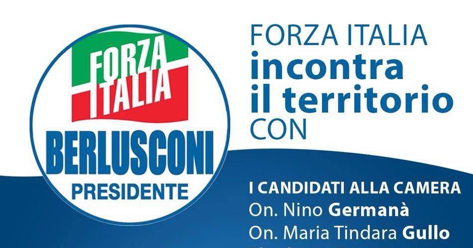 Rocca di caprileone forza italia stasera alle for Forza italia deputati